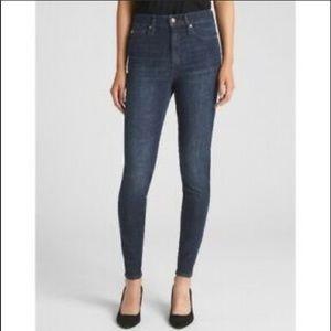 👖 GAP High Rise Skinny Jeans